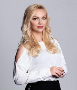 Magdalena Szajnar kapitan zespołu ipokrzyku.pl
